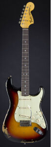 Fender 68 Custom Shop Relic Strat Guitarpoll
