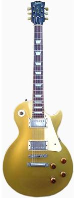 Fernandes Burny Les Paul Goldtop guitarpoll