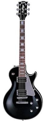 Fernandes Burny Les Paul black guitarpoll