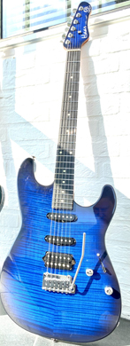 Haar RH-1 Richard Hallebeek signature guitarpoll