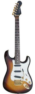 Schecter 1983 Custom Stratocaster guitarpoll