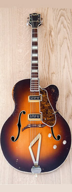 Gretsch Country Club Electro-II 1953 guitarpoll