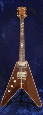 Dan Erlewine 1971 Custom Flying V guitarpoll