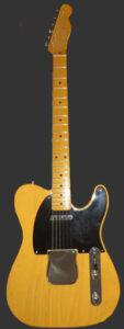 Fender 1950 Broadcaster guitarpoll