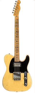 Fender 1951 Nocaster (JoBo) guitarpoll
