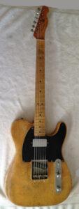 Fender 1952 Telecaster guitarpoll