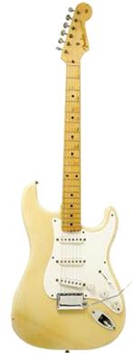 Fender 1956 Stratocaster Blonde guitarpoll
