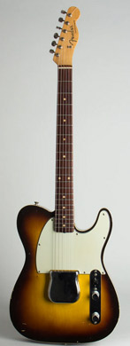 Fender 1960 Esquire Custom guitarpoll
