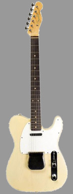Fender 1960 Telecaster guitarpoll