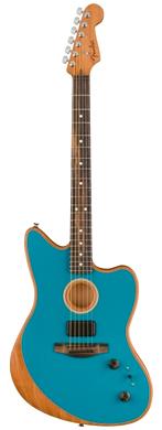 Fender 2021 American Acoustasonic Jazzmaster guitarpoll
