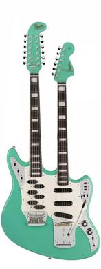 Fender 2021 custom shop Double Neck Marauder guitarpoll