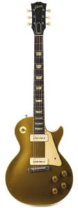Gibson 1954 Les Paul Standard Goldtop guitarpoll