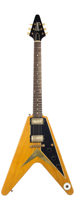Gibson 1958 Flying V guitarpoll