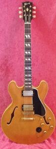Gibson 1959 ES 345 Blonde guitarpoll