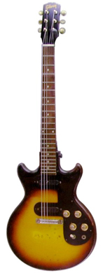 Gibson 1963 Melody Maker model-D guitarpoll