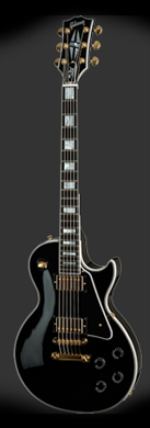 Gibson Les Paul Custom Ebony guitarpoll