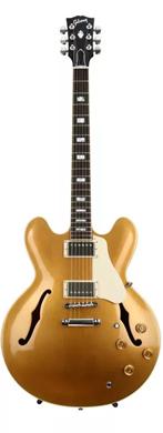 Gibson Memphis ES-335 Goldtop  guitarpoll