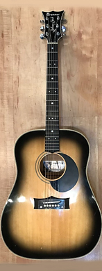 Grammer 1969 Johnny Cash model guitarpoll