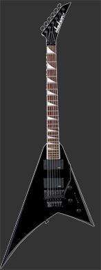 Jackson EMG X-series guitar op guitarpoll