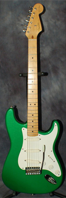 fender stratocaster Eric Clapton EMG pickups