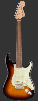 Fender Stratocaster Sunburst
