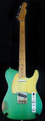 California Artist Series Custom T guitarpoll