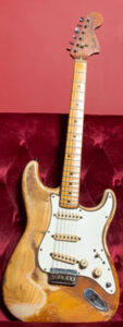 Fender 1973 Stratocaster Walter Trout guitarpoll