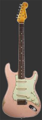 Fender Custom Shop Relic'd Strat guitarpoll