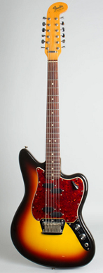Fender Electric 1966 12-string guitarpoll