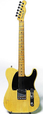 Fender Esquire 1951 guitarpoll