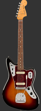 Fender Vintera® '60s Jaguar guitarpoll