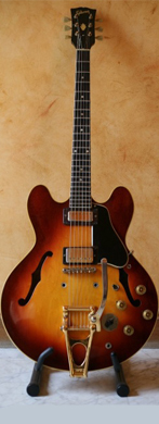 Gibson ES-345 1976 with Bigsby guitarpoll
