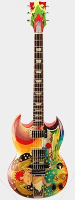 Gibson Eric Clapton Fool SG guitarpoll