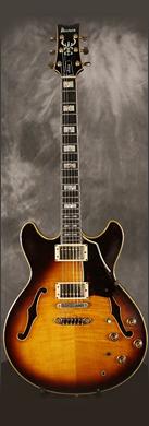 Ibanez AS-200 John Scofield 1981Sunburst guitarpoll