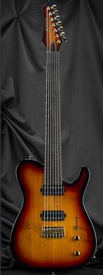 Kiesel Solo Classic 7-string guitarpoll