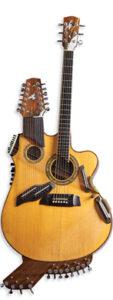 Manzer 1984 42-string Pikasso guitarpoll