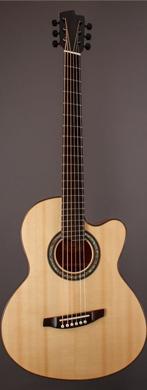 Manzer 1996 slant-fret baritone guitarpoll