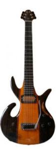 Mike Sabre John McLaughlin's model guitarpoll