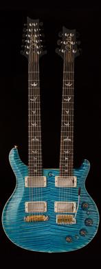 PRS John McLaughlin Custom made double neck guitarpoll