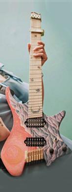 Strandberg Boden Prog 7 guitarpoll
