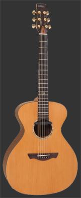 VE2000DLX Vintage Gordon Giltrap Signature Deluxe Electro Acoustic Guitar op guitarpoll