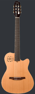 Godin 35045 multiac nylon encore