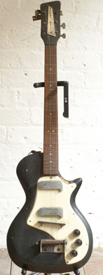 Burns 1959 Weill Fenton guitarpoll
