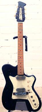 Burns 1959 Weill RP1 Roy Plummer Super Streamline guitarpoll