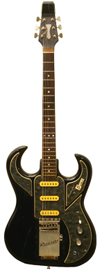 Burns 1964 Bison guitarpoll
