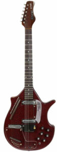 Coral 1968 3S19 Electric Sitar guitarpoll
