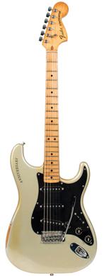 Fender 1979 25th Anniversary Stratocaster guitarpoll