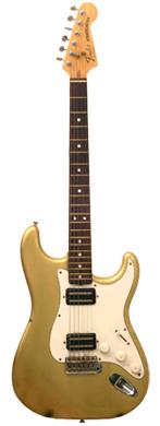Fender 1982 Stratocaster 2 rail humbuckers guitarpoll