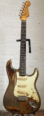 Fender Stratocaster 1961 Rory Gallagher guitarpoll