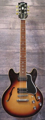 Gibson ES-339 guitarpoll